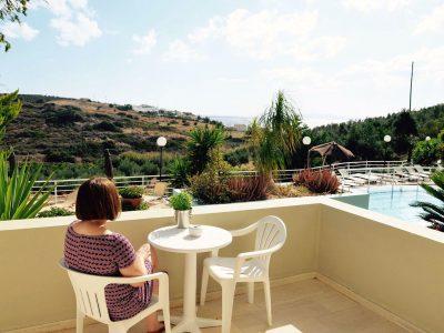 pelagia bay pool view